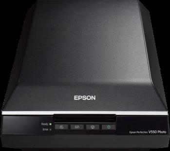 Epson skener Perfection V550 Photo, A4, 6400dpi, USB