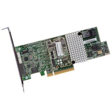 LSI SAS 9361, PCI-E 3.0 12Gb/s, SATA/SAS 1GB RAID0,1,10,5 ,6 4-ch, bulk