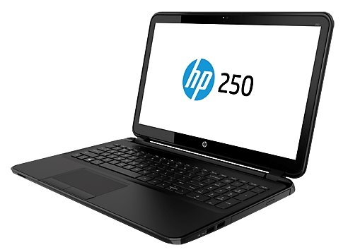 HP 250 G2, i3-3110M, 15.6 HD, 4GB, 500GB, DVDRW, bgn, BT, W8.1Pro