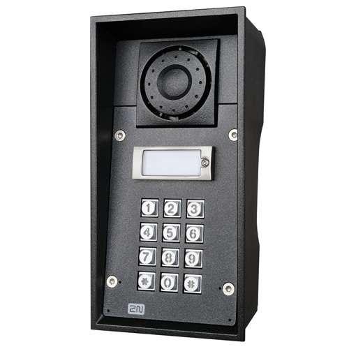2N Helios IP Force 1 tlačítko, klávesnice, 10W reproduktor