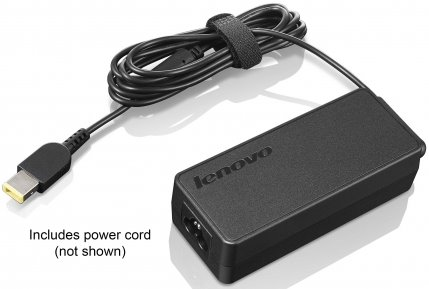 Lenovo ThinkPad/IdeaPad 45W AC Adapter - Europe