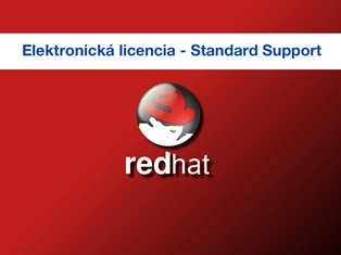 Red Hat Enterprise Linux Server, Standard (Physical or Virtual Nodes) 1 Year