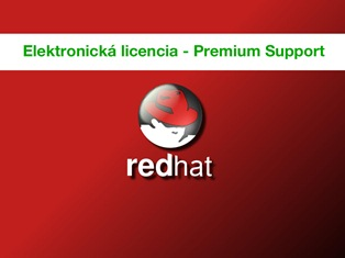 Red Hat Enterprise Linux Server, Premium (Physical or Virtual Nodes) 1 Year