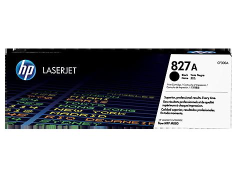 HP Čierna tonerová kazeta HP827A LaserJet