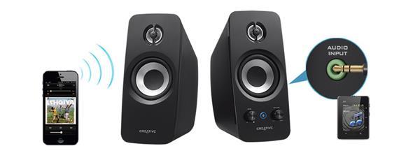 Creative Inspire T15w, Bluetooth