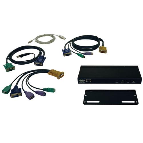 TrippLite IP Remote Access Unit ( KVM over IP )
