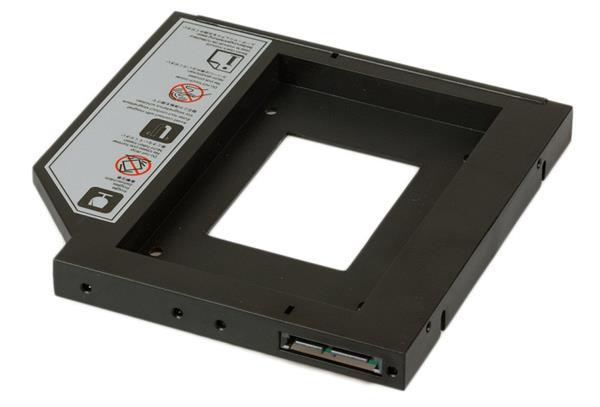 Evolveo rámeček pre HDD/SSD 12,7mm