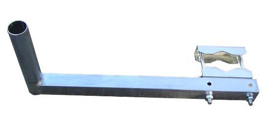 CSAT KBV500 + 2Z5M, kovový držiak, 50cm od steny