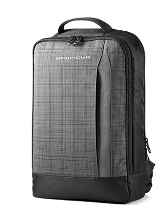 HP Slim Ultrabook Backpack (up to 15.6 x .88/22.5mm)