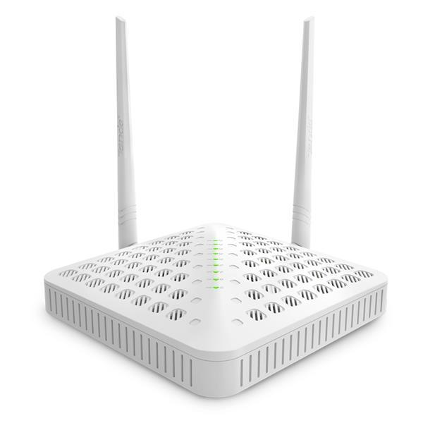 Tenda F1201 Wireless-AC router 1200Mbps (3x LAN, 1x WAN), 2x5dbi fix.ant, UniRepeater