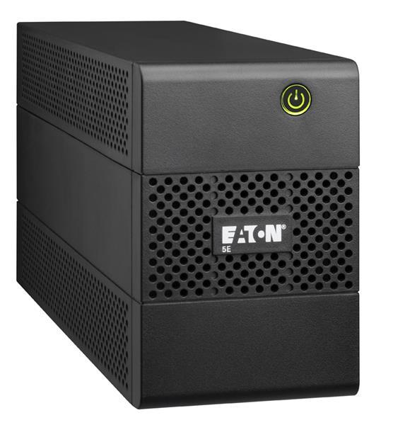 EATON UPS 1/1fáza 500VA, 5E 500i 4x IEC, Line-interactive