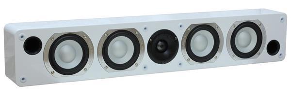Taga Harmony PLATINUM LCR-60SL White High Gloss