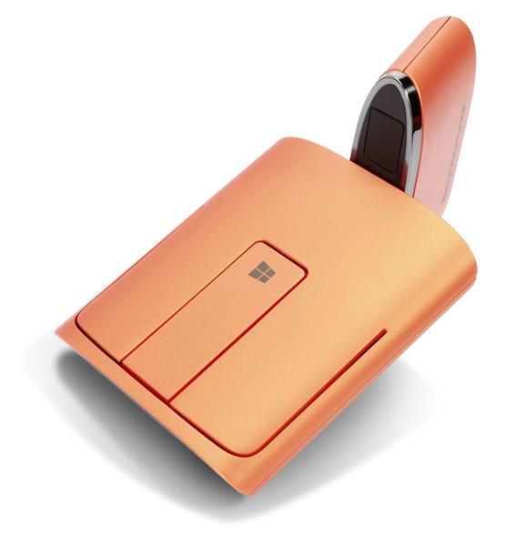 Lenovo Dual Mode WL Touch Mouse N700(Orange)
