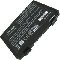 Batéria Li-Ion 11,1V 4400mAh, Black pre Asus K50IJ/K51AC/P50IJ
