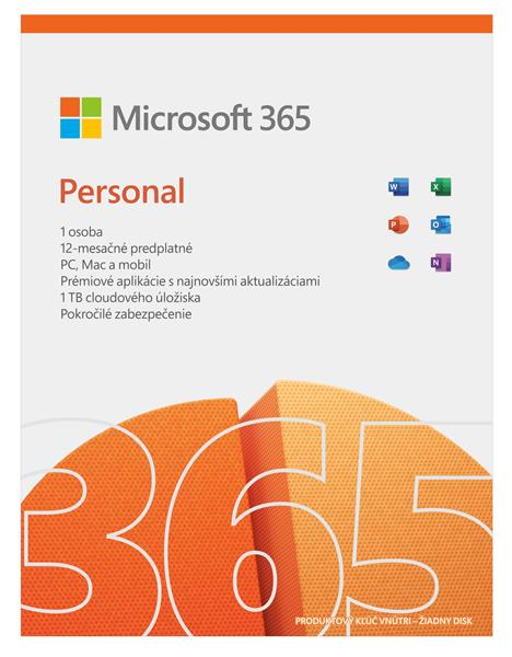 Office 365 Personal - All Languages ESD