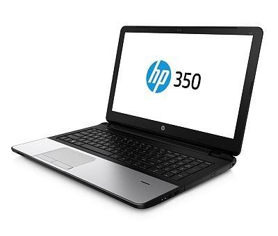 """HP 350 G1, i3-4005U, 15.6"""" HD, 4GB, 500GB, DVDRW, bgn, BT, W7PROW8PRO"""