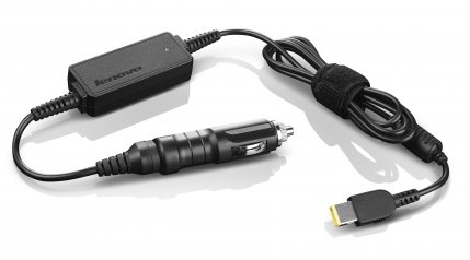 Lenovo ThinkPad/IdeaPad 65W DC Travel Adapter - Europe