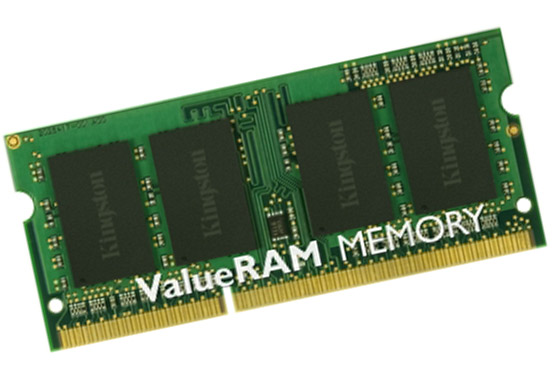 DDR 3 2 GB 1333MHz . SODIMM CL9, ....... Kingston SR x16