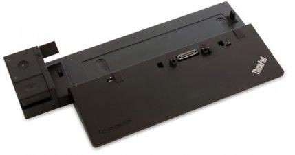 Lenovo ThinkPad Ultra Dock - 90W (VGA, 6xUSB, DVI, 2xDisplayPort, HDMI, RJ45, adapter)