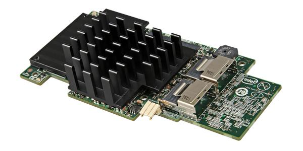 Intel® Integrated Server RAID Module RMS25CB080
