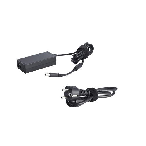 DELL European 3 Pin 65W AC Adapter bulk