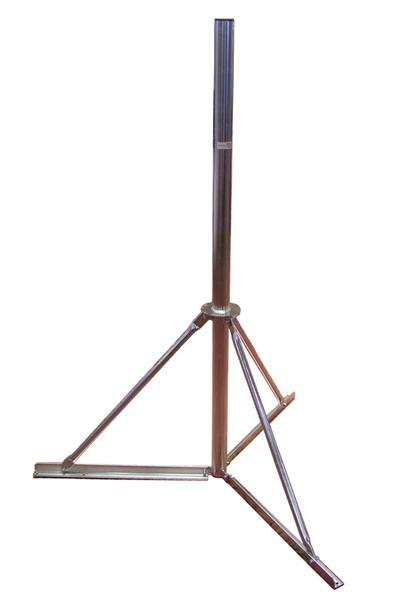 CSAT STX1250, stojan - kovová trojnožka, výška 125cm