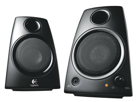 Logitech® Speakers Z130 - BLACK - ANALOG - PLUGC - EMEA
