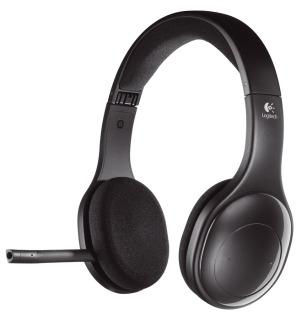 Logitech® Wireless Headset H800 - BT - EMEA