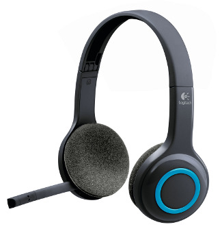 Logitech® Wireless Headset H600 - BT - EMEA