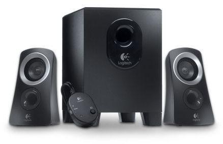 Logitech® Speaker System Z313 - 3.5MM STEREO - EMEA