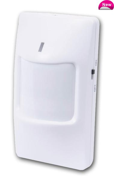 EVOLVEO bezdrôtový PIR snímač (čidlo pohybu) pre Alarmex/Sonix s tamper ochranou