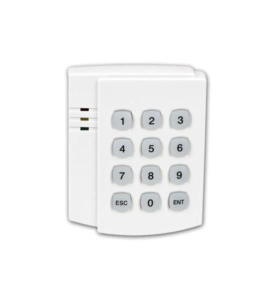 EVOLVEO bezdrôtová mini klávesnica pre Alarmex/ Sonix