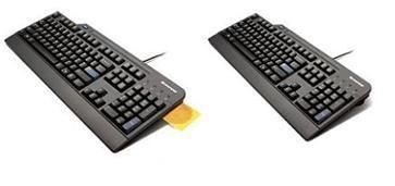 Lenovo USB Smartcard keyboard - slovenska klavesnica