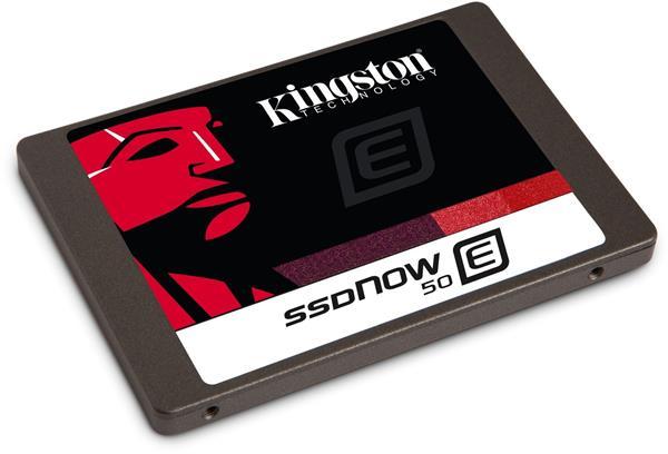 Kingston 240GB SSDNow E50 Series SATA3, 2.5