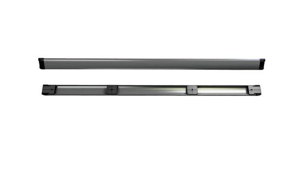 Sonorous Cable Channel 100 cm lišta na kabeláž - strieborná