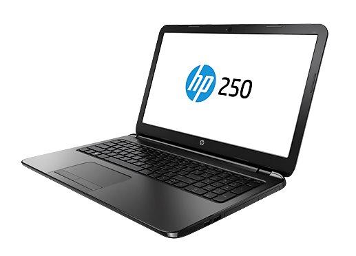 """HP 250 G3, Pentium N3530, 15.6"""", 4GB, 750GB, DVDRW, bgn, BT, W8.1"""