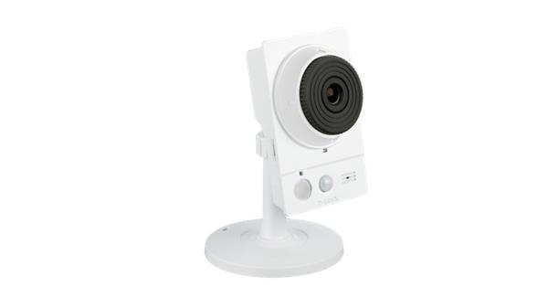 D-Link DCS-2136L Wireless AC IP cloud kamera Day/Night, 720p HD, H.264, PoE