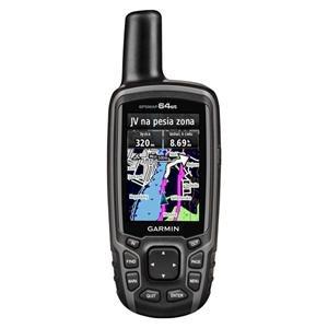 Garmin GPSmap 64st EUROPE + SK TOPO