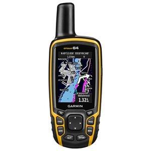 Garmin GPSmap 64 + SK TOPO