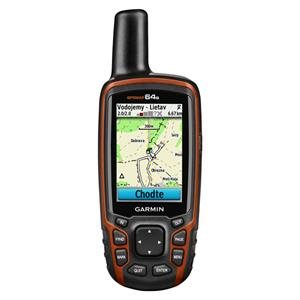 Garmin GPSmap 64s + SK TOPO