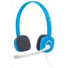Logitech® Stereo Headset H150 - SKY BLUE - ANALOG - EMEA