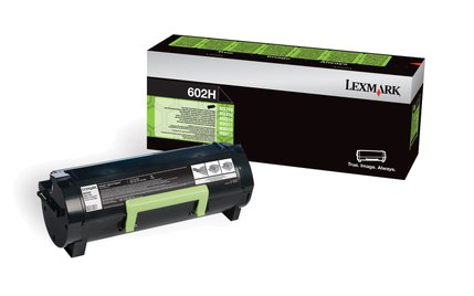 Lexmark MX310,MX410,MX510,MX511,MX611 Black Toner Cartridge 10K