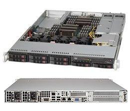 Supermicro® CSE-113MTQ-560CB 1U chassis