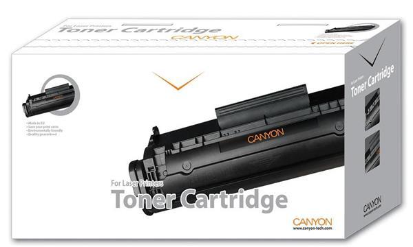 CANYON - Alternatívny toner pre HP LJ CE 380A black, (16.000)
