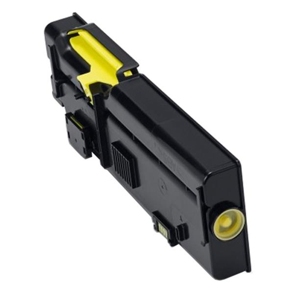 Dell 4000-Page Yellow Toner Cartridge for Dell C2660dn/C2665dnf Color Printers Customer Install