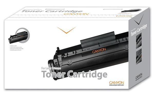 CANYON - Alternatívny toner pre HP CB381A cyan (21.000 výtlackov)