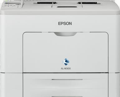 Epson WorkForce AL-M300DN, A4, mono, 128MB, 300 list, NET, duplex