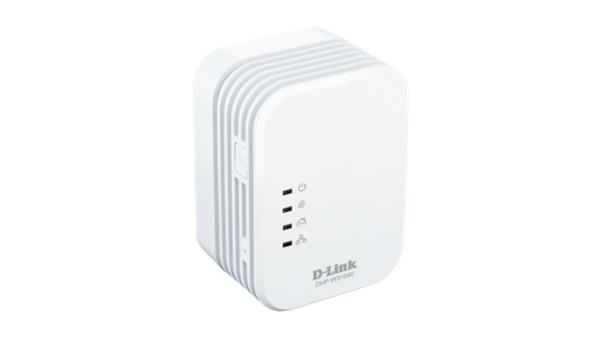 D-Link DHP-W310AV PowerLine AV 500 Wireless N Mini Extender, QoS, Common Connect Button, WPS