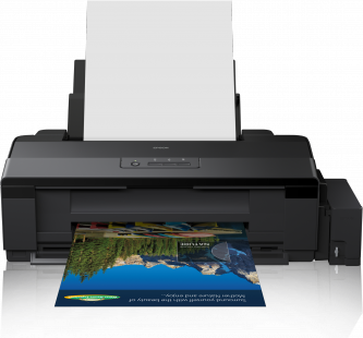 Epson L1800, A3 color photo tlaciaren, USB + 200ks fotopapier 10x15