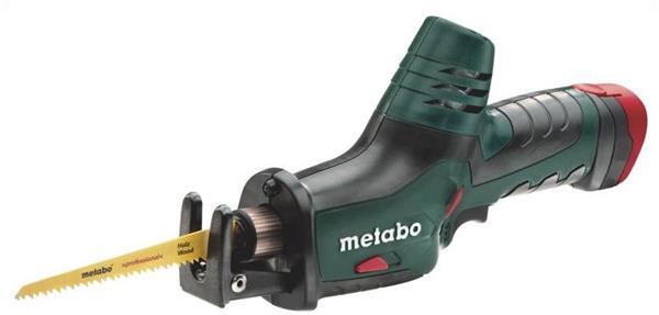 Metabo PowerMaxx ASE, Multifunkčná chvostová píla
